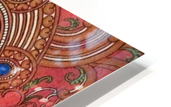 shiva HD Sublimation Metal print