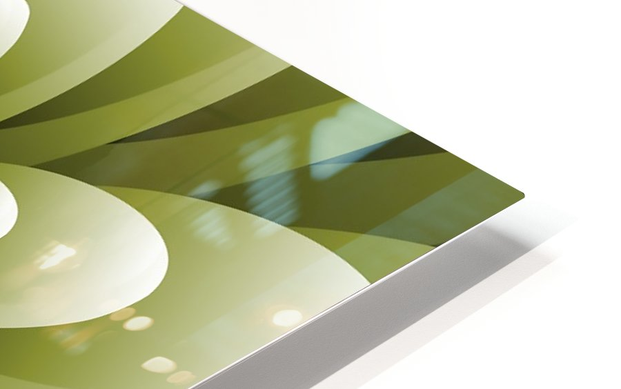 Greeny Feel HD Sublimation Metal print