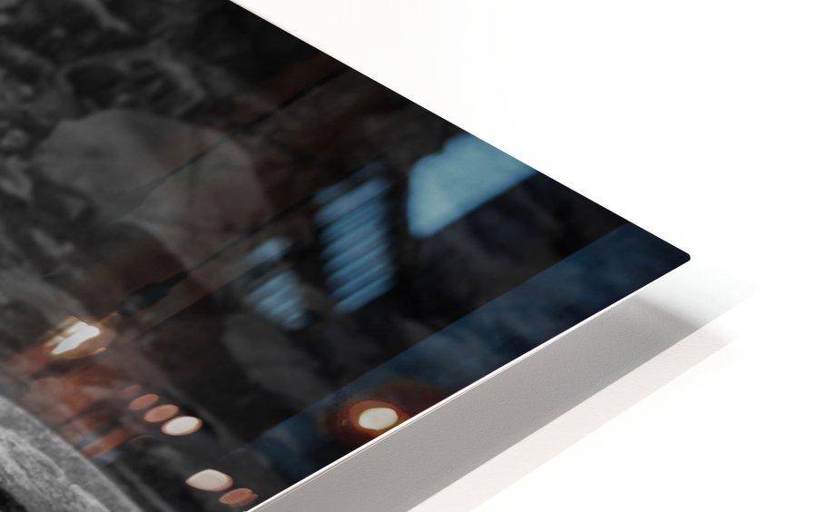 Run Aground - Echouer HD Sublimation Metal print