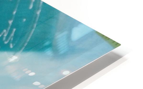 ahson qazikalmacalligraphy HD Sublimation Metal print