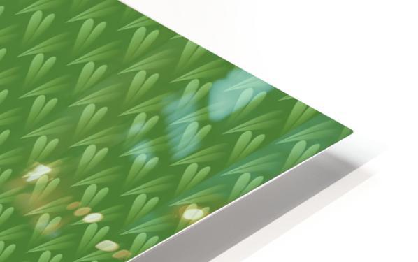 Green Park HD Sublimation Metal print