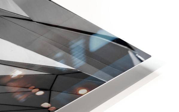 Musée des Confluences HD Sublimation Metal print
