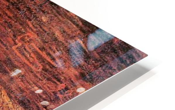 Dead deer by Albin Egger-Lienz HD Sublimation Metal print