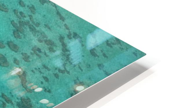 Love Reef HD Sublimation Metal print