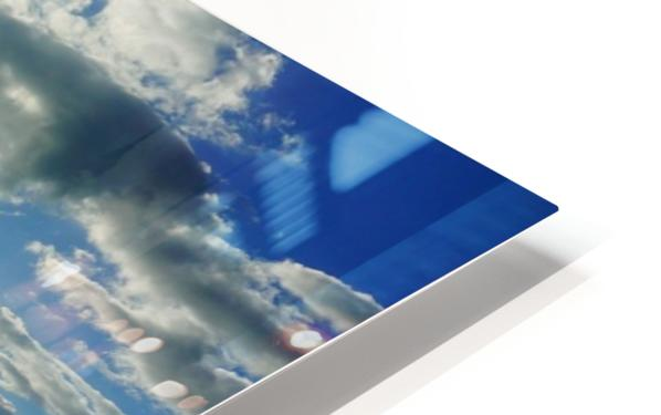 Sea Sun HD Sublimation Metal print