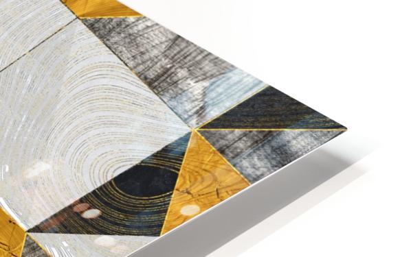 Geometric XXIII HD Sublimation Metal print