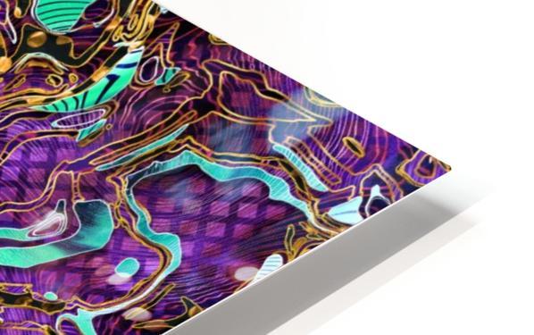 Pattern LXXVIII HD Sublimation Metal print