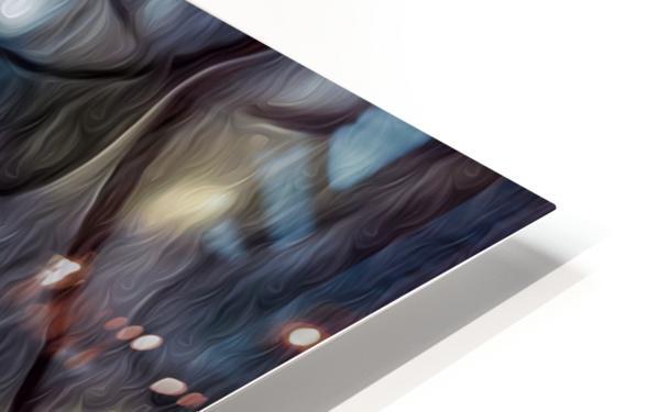 Fractal Design 2 HD Sublimation Metal print