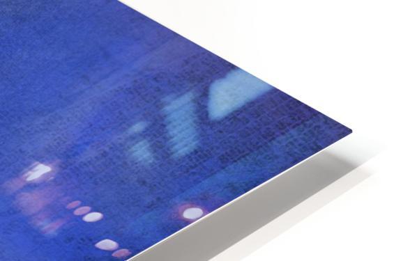 Lotus Blossom HD Sublimation Metal print