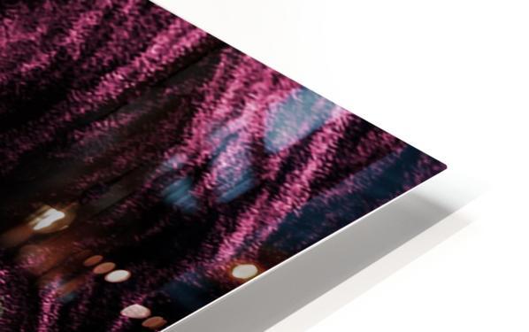 Daring Pop Teen Portrait HD Sublimation Metal print