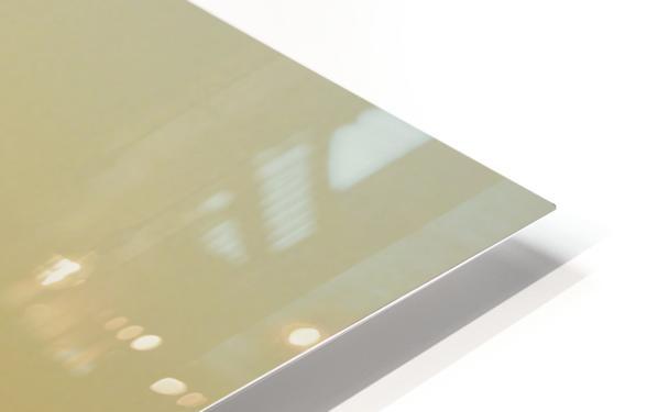 needle HD Sublimation Metal print