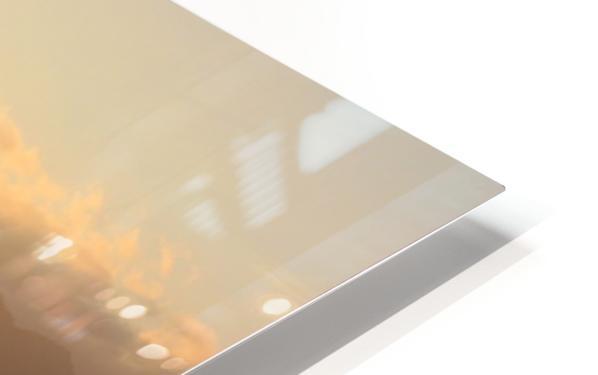 Dewatto glow HD Sublimation Metal print