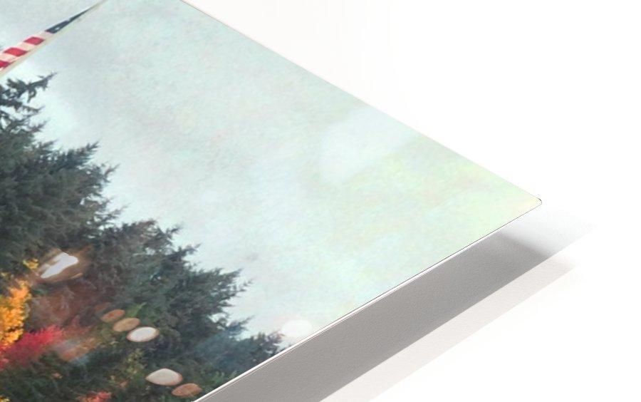 Weyerhaeuser HQ last View HD Sublimation Metal print