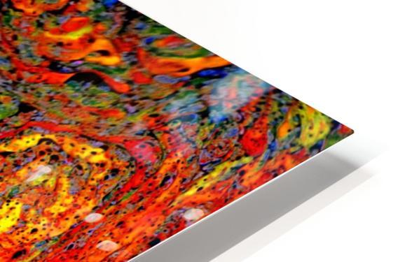 Bubbles Reimagined 67 HD Sublimation Metal print