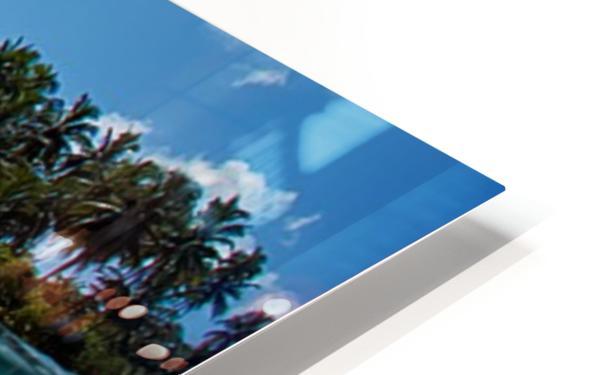 half HD Sublimation Metal print