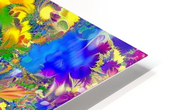 Summer Colors HD Sublimation Metal print