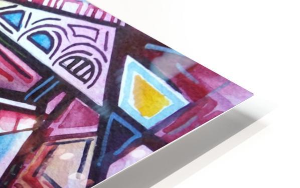 Passion Of Pythagorus 2 HD Sublimation Metal print