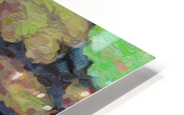 Lillies HD Sublimation Metal print