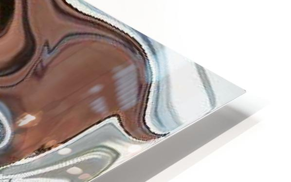 Entrance HD Sublimation Metal print
