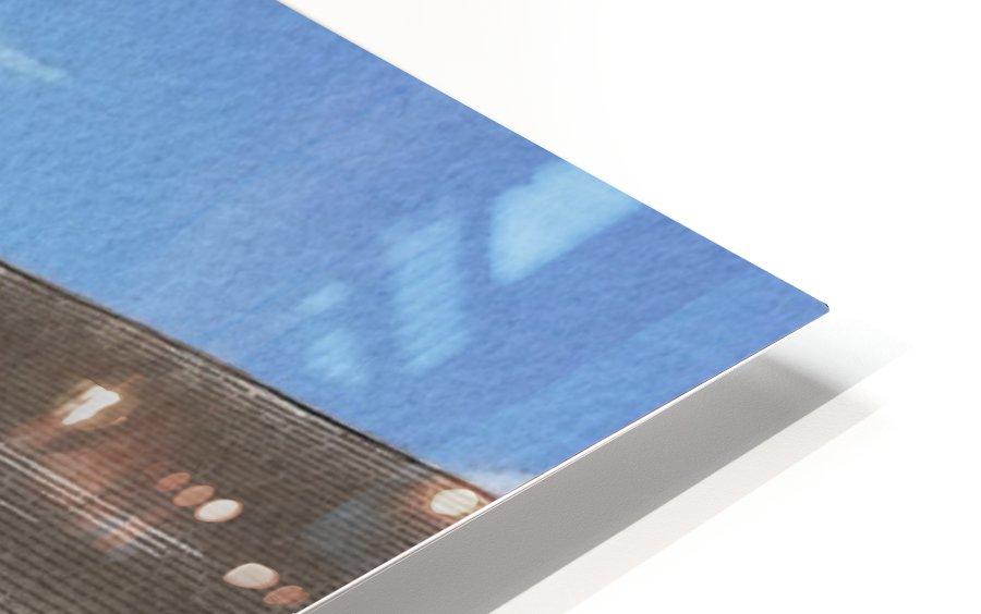 Cummington Bryant Barn HD Sublimation Metal print