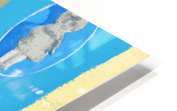 Cuba Guards HD Sublimation Metal print