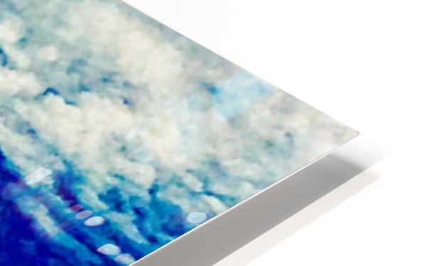 Follow the rainbow  HD Sublimation Metal print