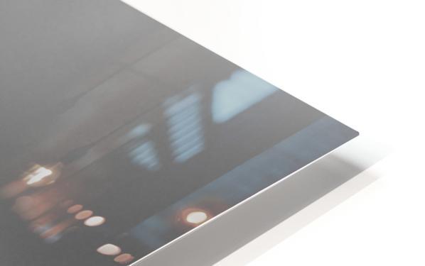 Polderlandscape in reflection HD Sublimation Metal print