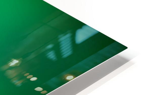 Shifting Shapes HD Sublimation Metal print