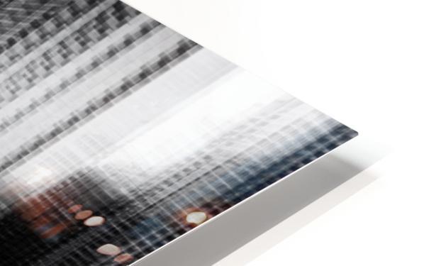 the terrace HD Sublimation Metal print