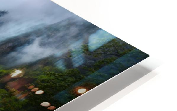 Ober-View HD Sublimation Metal print