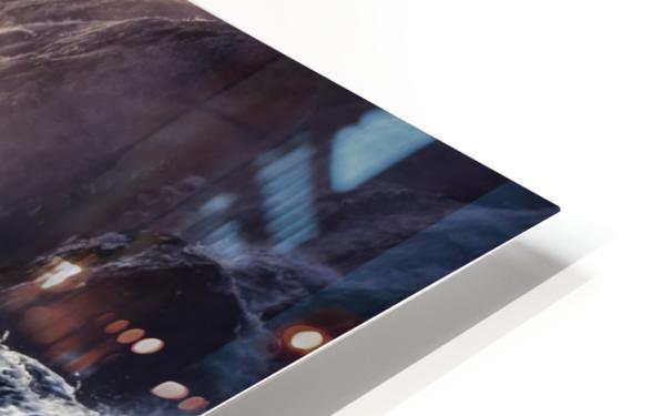 "Jiuzhaigou China a€Še""a¹»aœa¢ƒa€‹ HD Sublimation Metal print"