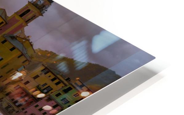 Camogli HD Sublimation Metal print
