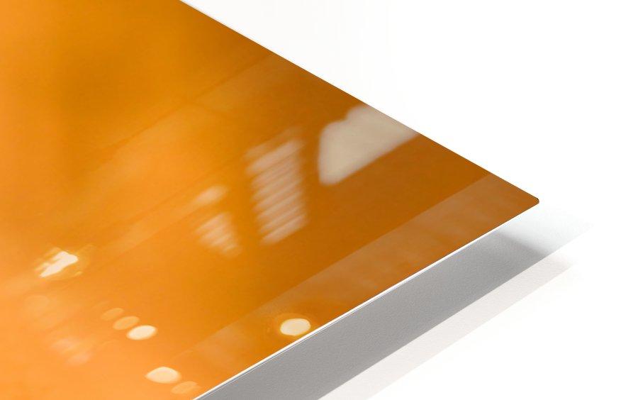 Guard Of Light HD Sublimation Metal print