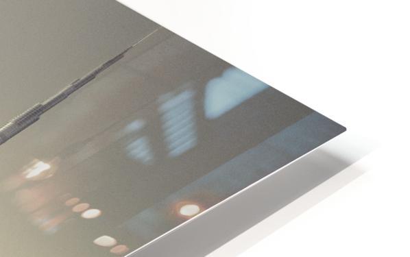 Dissolving HD Sublimation Metal print