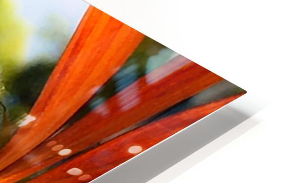 Sunflower  Impression de sublimation métal HD