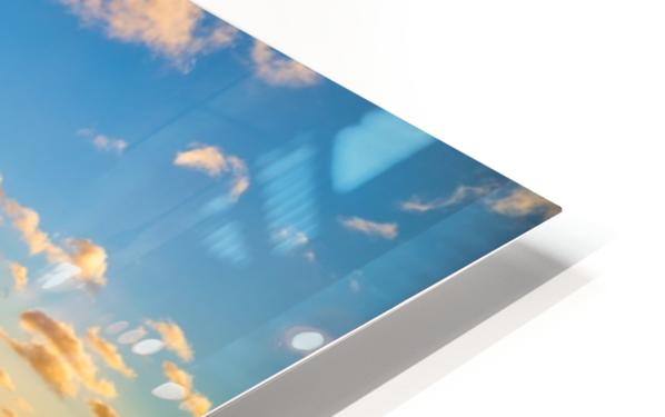 Raging Seas HD Sublimation Metal print