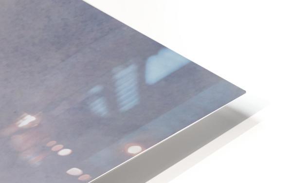 Waterbuck HD Sublimation Metal print