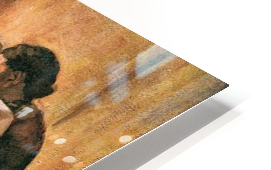 Lunch by Albin Egger-Lienz HD Sublimation Metal print