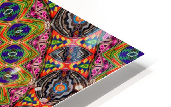 Cherga Mandala I HD Sublimation Metal print
