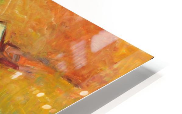G115 HD Sublimation Metal print