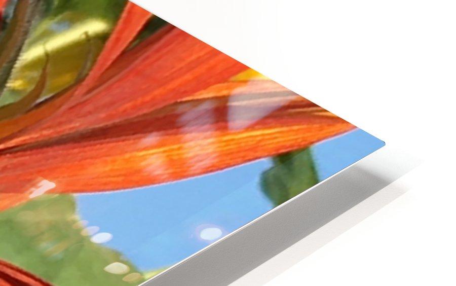 Sunflower seeds  Impression de sublimation métal HD