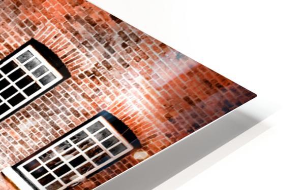 Squares HD Sublimation Metal print