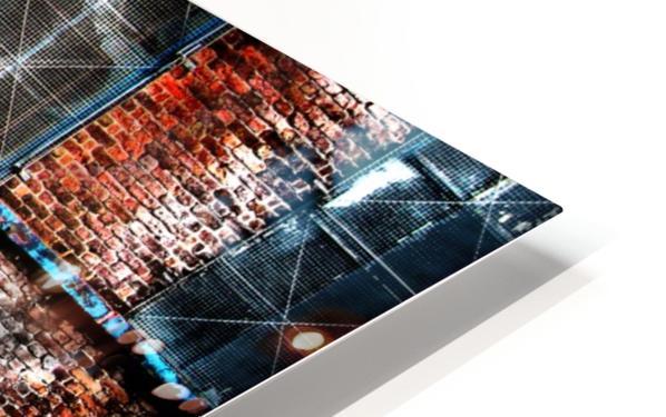 Liverpool City Street HD Sublimation Metal print