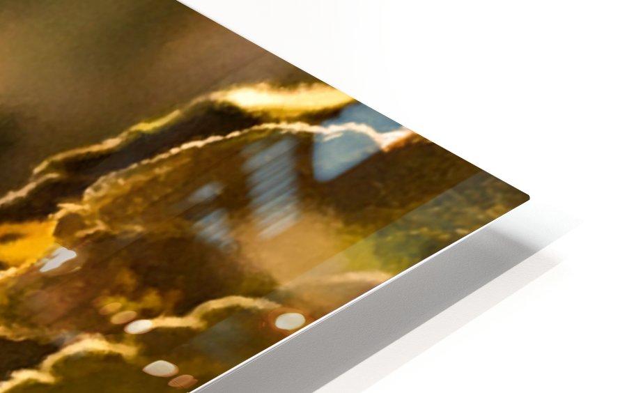Spirit  Impression de sublimation métal HD