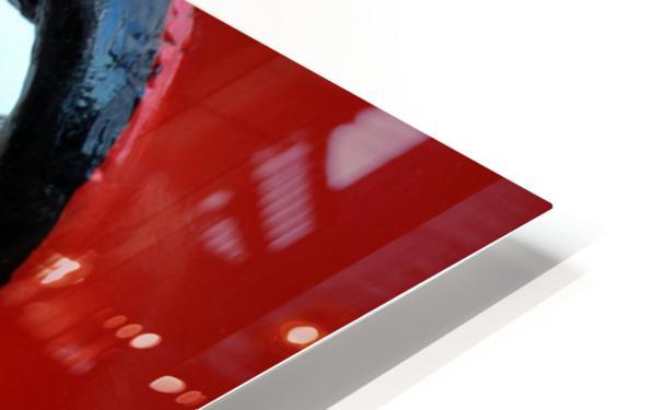 Hawsehole Impression de sublimation métal HD