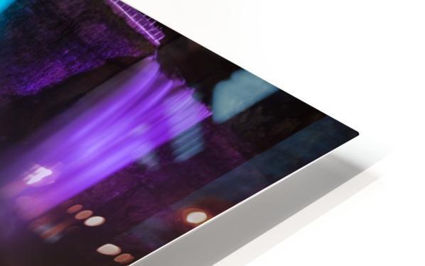 NIAGARA FALLS 10 HD Sublimation Metal print