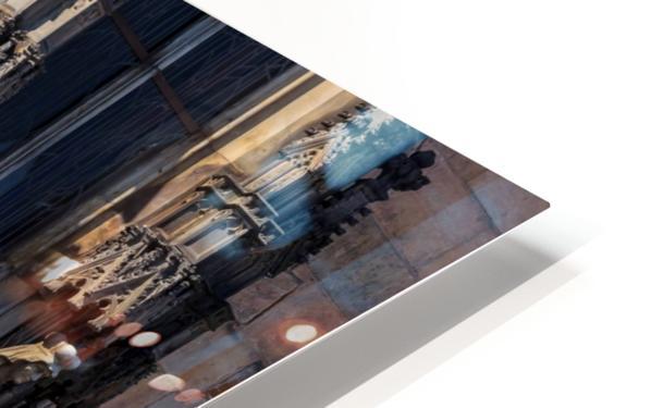 PRAGUE 07 HD Sublimation Metal print