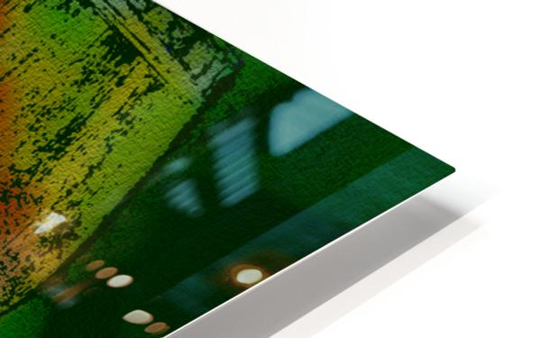 REFRACTION HD Sublimation Metal print