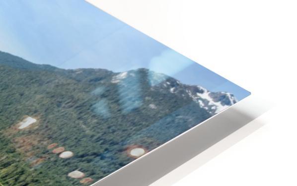 Strathcona calm HD Sublimation Metal print
