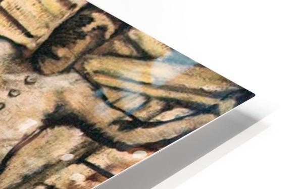 Production, design by Albin Egger-Lienz HD Sublimation Metal print